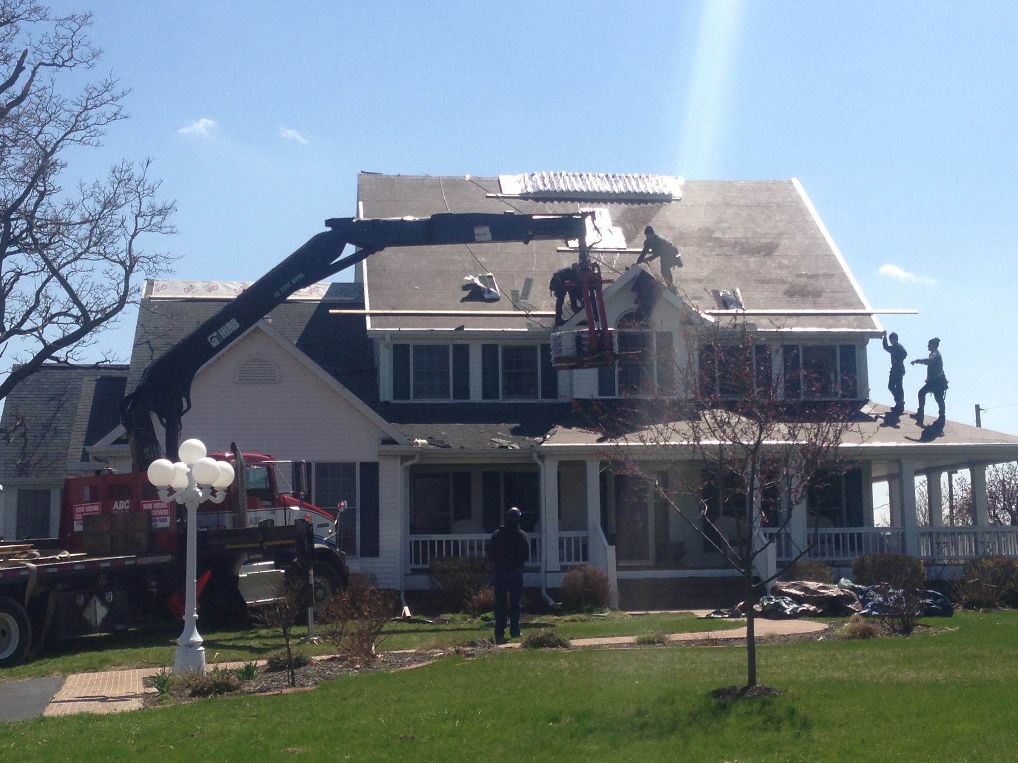 Roof Tear Offs Shadow Ridge Roofing
